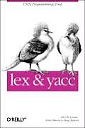 Lex & Yacc 2ND Edition Cover
