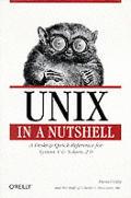Unix in a Nutshell 2ND Edition