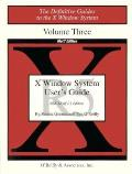 X Window System Users Guide: OSF/Motif 1.2 Edition, Volume 3