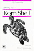 Learning The Korn Shell 1st Edition