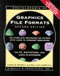 Encyclopedia of Graphics File Formats with CDROM