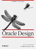 Oracle Design (Nutshell Handbooks) Cover