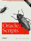 Oracle Scripts with CDROM Cover