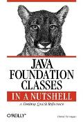 Java Foundation Classes in a Nutshell : a Desktop Quick Reference (99 Edition)