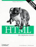 HTML The Definitive Guide 3rd Edition