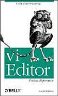 vi Editor Pocket Reference 1st Edition