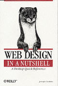Web Design In A Nutshell 1st Edition