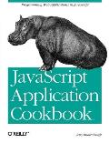 JavaScript Application Cookbook