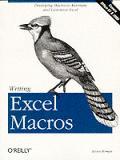 Writing Excel Macros