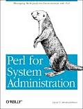 Perl For System Administration