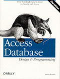 Access Database Design & Programming 2nd Edition