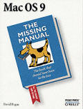 Mac Os 9 the Missing Manual