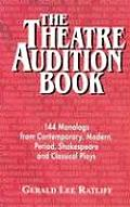 Theatre Audition Book Playing Monologs from Contemporary Modern Period Shakespeare & Classical Plays