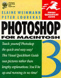 Photoshop 3 for Macintosh Visual Quickstart Guide