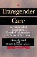 Transgender Care: Recom Guidelines, Practical Info