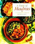 Taste of Madras A South Indian Cookbook