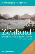 Traveller's History of New Zealand and the South Pacific Islands (04 Edition)