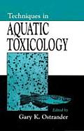 Techniques in Aquatic Toxicology Cover