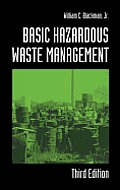 Basic Hazardous Waste Management (3RD 01 Edition) Cover