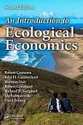 Introduction To Ecological Economics Second Edition