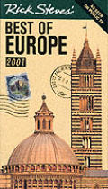 Rick Steves' Best of Europe (2001) Cover