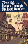Rick Steves Europe Through The Back 2002
