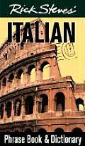 Rick Steves Italian Phrasebook 5th Edition