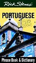 Rick Steves' Portuguese Phrase Book &amp; Dictionary (Rick Steves' Phrase Books)
