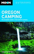 Moon Oregon Camping (Moon Oregon Camping) Cover