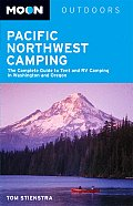 Moon Pacific Northwest Camping 9th Edition