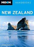 Moon New Zealand (Moon Handbooks New Zealand)