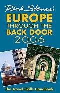 Rick Steves Europe Through The Back 2006