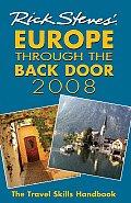 Europe Through The Back Door 2008