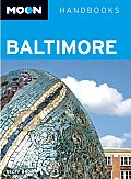 Moon Handbook Baltimore (Moon Handbooks Baltimore) Cover