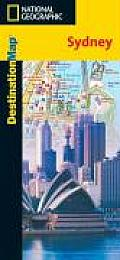 National Geographic Map Sydney