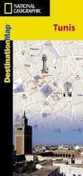 Destination Map-Tunis - Destination Maps Cover