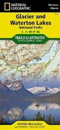 Glacier/Waterton Lakes Montana