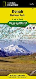 Denali National Park GPS Alaska: Ng.NP.222 Cover