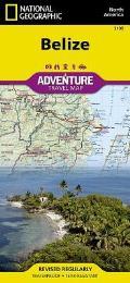 Belize: Adventure Maps