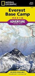 Everest Base Camp: Adventure Maps
