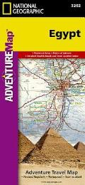 Egypt: Adventure Maps Cover