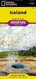 Iceland: Adventure Maps