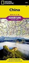 China: Adventure Maps