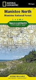 Manistee National Forest, North (Trails Illustrated)