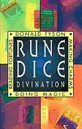 Rune Dice Divination Reading Fortunes Do