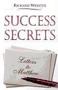 Success Secrets Letters To Matthew