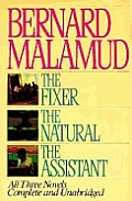 The Fixer; The Natural; The Assistant Cover