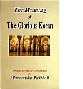 Meaning Of The Glorious Koran An Explana