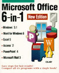 Microsoft Office 6-in-1, N-E
