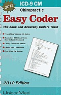 ICD-9-CM Easy Coder: Chiropractic